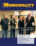 The Municipality April 2016 Cover