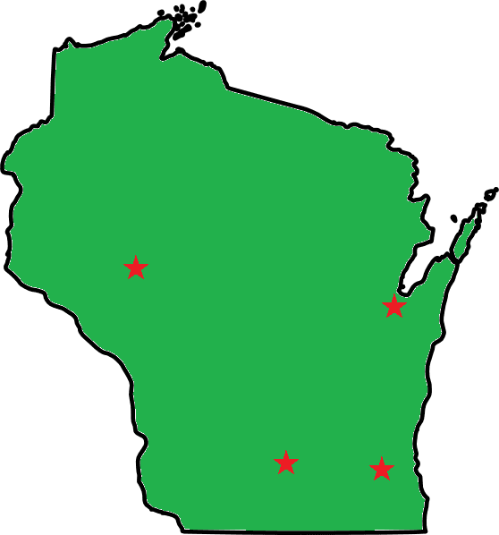 WI Local Gov locations