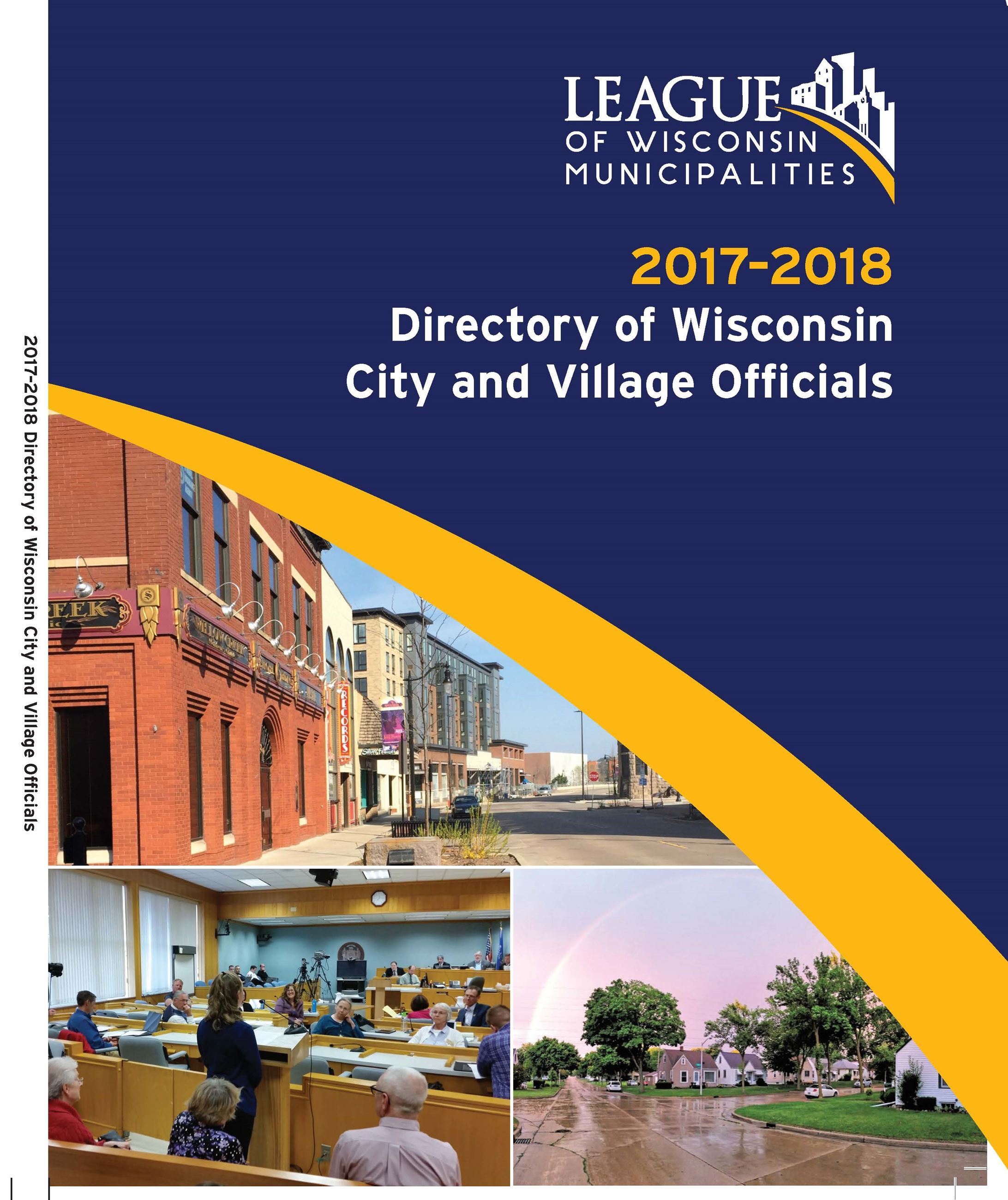 2017-18 Directory COVER