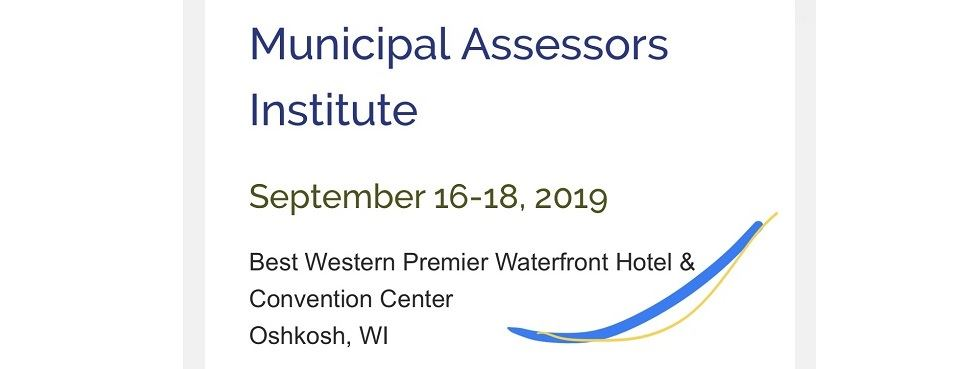 Attend the Assessors Institute!