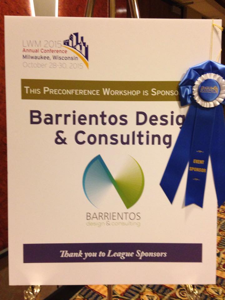 2015 Sponsor Barrientos Design