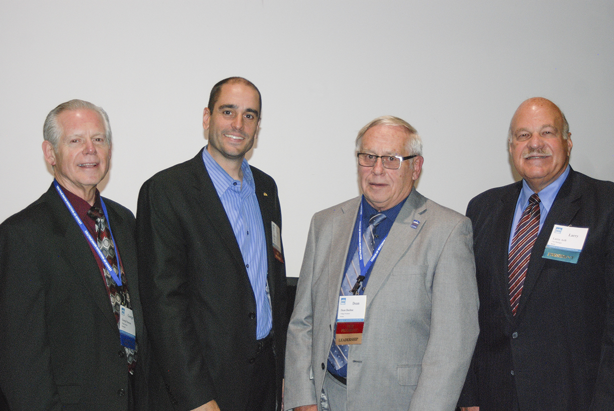 2015 League of Wisconsin Municipalities Officers