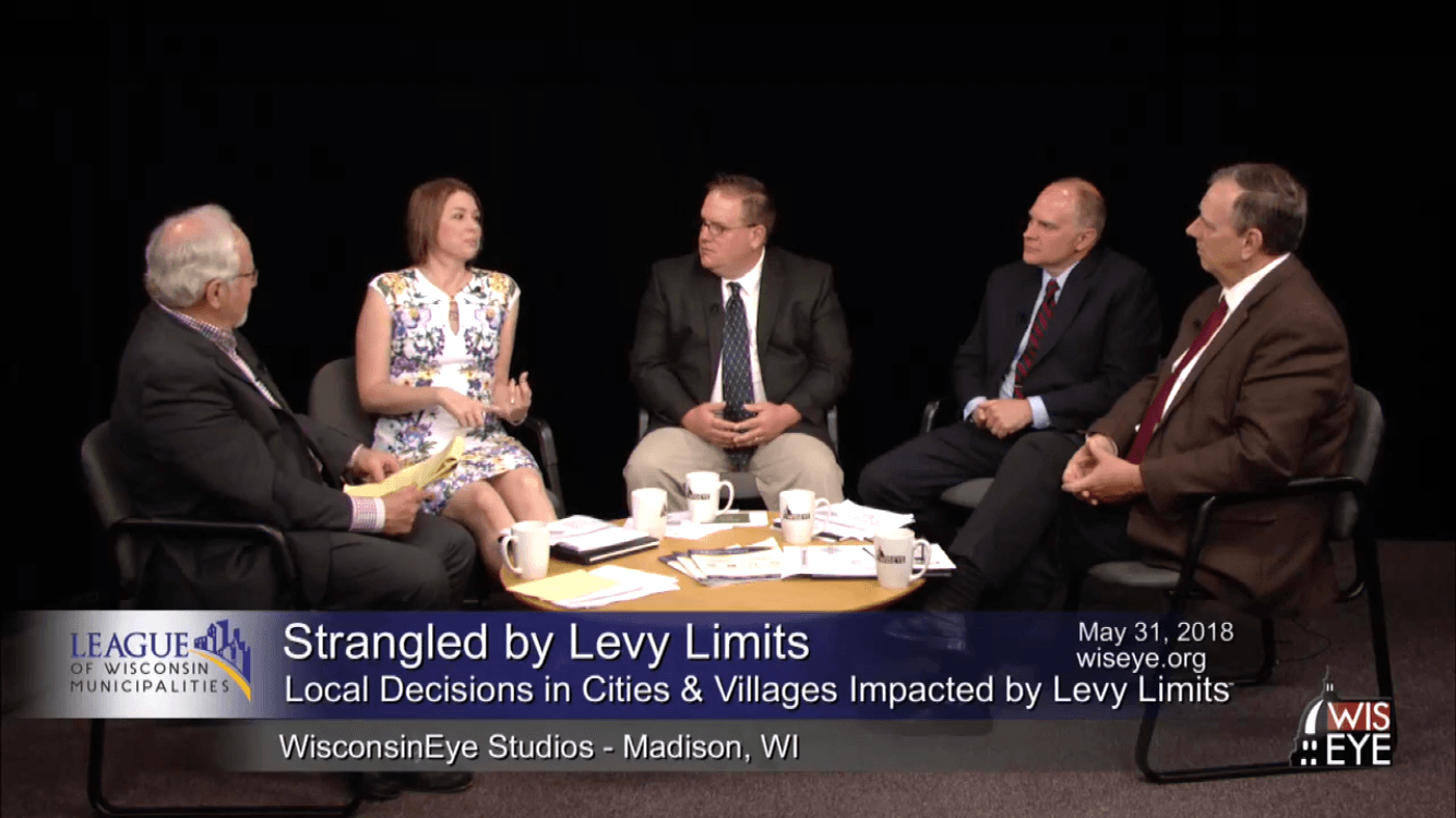 Strangled by Levy Limits Panel