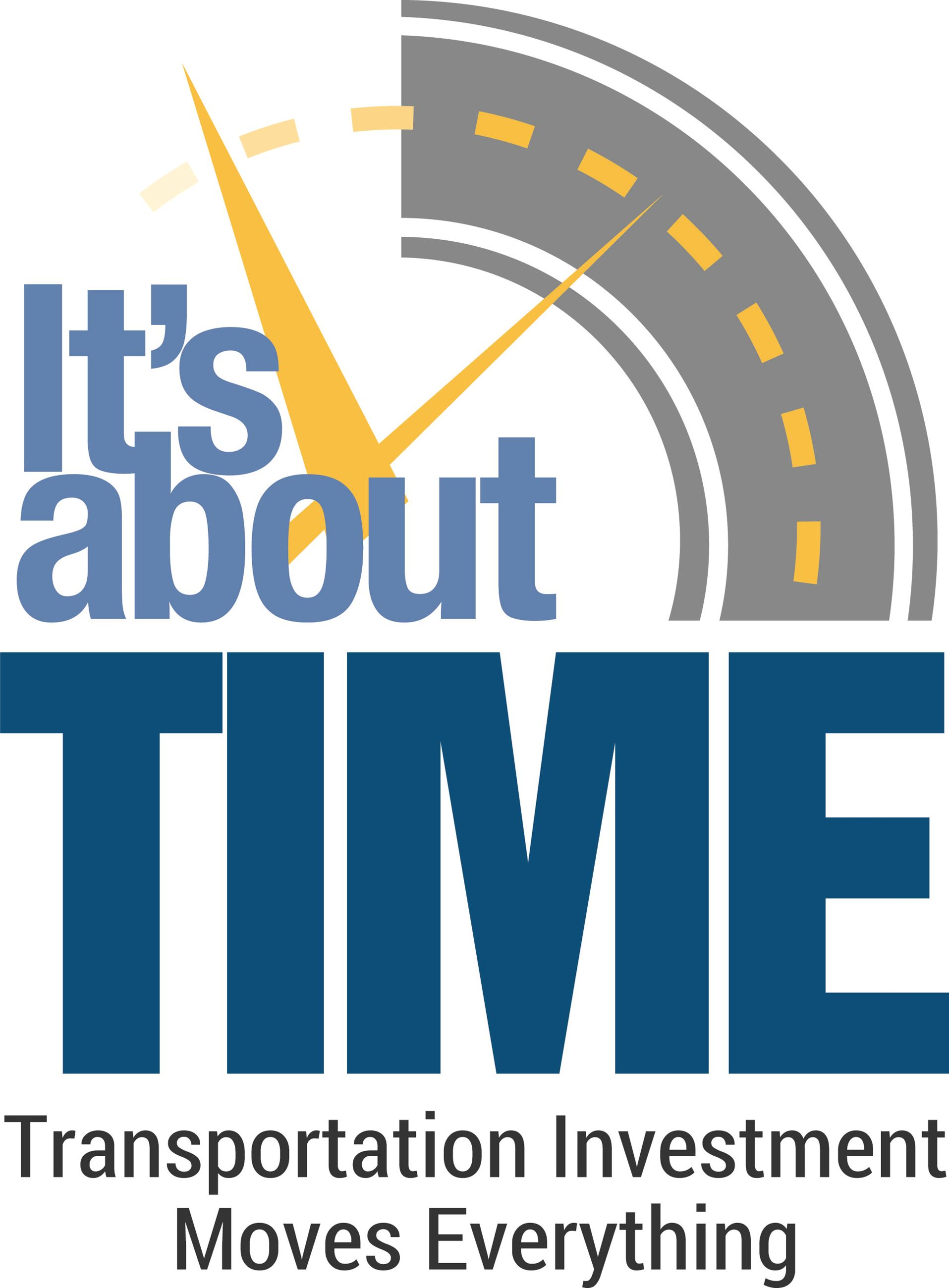Its About TIME logo