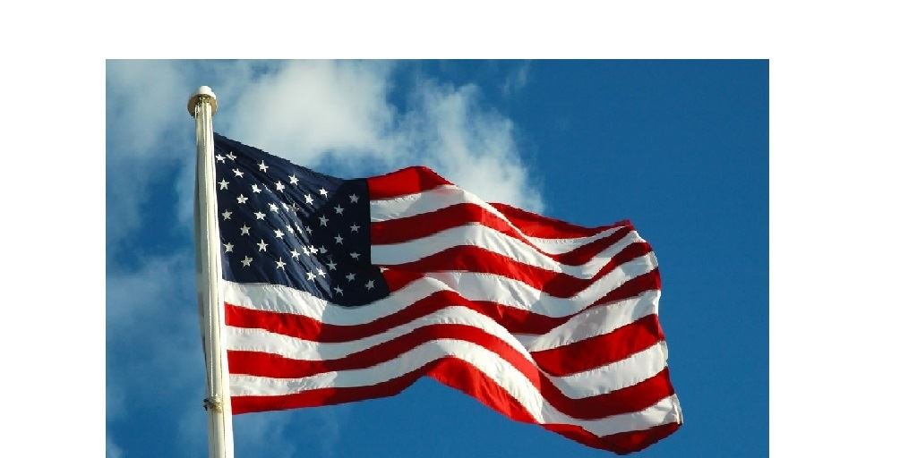 American Flag Federal Legislation tab